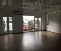 Cho thuê văn phòng 70m2, 105m2 mặt phố Linh Lang. LH 0903.226.595