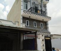 Nhà Bình Tân, 1 sẹc Đất Mới, DT: 4x10m, 1 lửng 1 lầu mới xây, rất đẹp