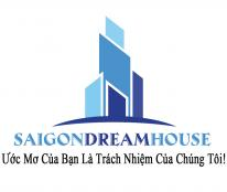 Nhà góc 2 mặt tiền, HXH 8m, Cư Xá Trần Quang Diệu, phường 14, quận 3, 6x16m, 18 tỷ