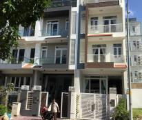Cho thuê nhà mặt phố Khu đô thị Him Lam Kênh Tẻ, Quận 7, dt 100m2 giá 90 Triệu/tháng.