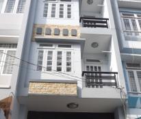 Bán nhà mới Mặt Tiền kinh doanh Nguyễn Văn Đậu, P11, BT. DT: 4 x 19m Gồm Trệt + 3 Lầu, 6PN
