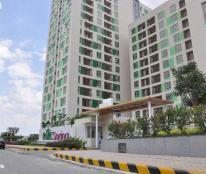 Cho thuê căn hộ PARCSpring Quận 2, căn góc, 2PN, có nội thất, giá 8 triệu/tháng. LH 0918860304