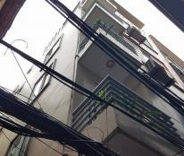 Bán nhà Yên Lãng, Đống Đa 40m2, 5 tầng, thiết kế hiện đại, 2.7 tỷ