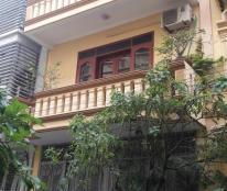 Gia đình tôi cần bán gấp căn biệt thự Bắc Linh Đàm 72m2, mặt tiền 5.5m, 8.1 tỷ, Hoàng Mai