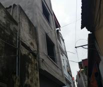 Bán nhà 4 tầng ngõ 105 Thanh Am, Thượng Thanh, Long Biên, giá 1,8 tỷ. Lh Thu 0934549288