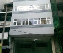 Tòa nhà đường Sư Vạn Hạnh, trệt 5 lầu thang máy