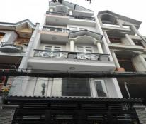 Bán nhà khu biệt thự Làng Hoa, Cây Trâm, Gò Vấp 5X17m, 3 lầu