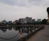 Chính chủ bán đất đấu giá X1 tổ 8 Cự Khối, Long Biên, dt 52m, giá 28tr/m. Lh Thu 0934549288