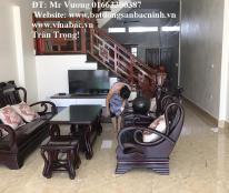 Cho thuê nhà 4 tầng 6 phòng mới hoàn thiện khu k15, TP.Bắc Ninh