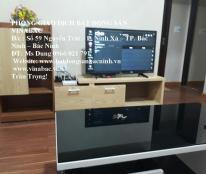Cho thuê căn chung cư Cát tường đẹp tại trung tâm TP.Bắc Ninh