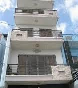 Bán nhà mặt tiền đường Đề Thám, phường Cô Giang, quận 1.