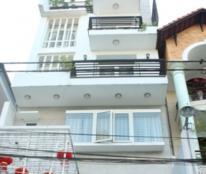 Bán nhà MT Xô Viết Nghệ Tĩnh P26 B.Thạnh 5.2X28m, nở hậu L 11m, 4 lầu
