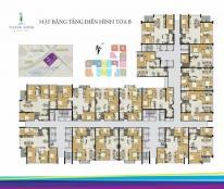 Bán căn hộ chung cư tại Dự án Thang Long Number One  diện tích 173m2 giá 42Triệu/m²