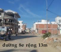 Bán lô đất đường 5E, 60m2, khu Lê Hồng Phong II (Hà Quang) Nha Trang