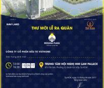 căn hộ Roxana plaza liền kề thủ đức 3 mặt view sông giá 870 triệu/2 pn. LH: 0919.555.765