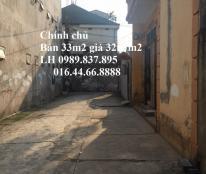 Sàn BĐS Minh Quân mở bán 10 lô đất tại tổ 17 Phú Diễn, Bắc Từ Liêm, giá chỉ từ 32 tr/m2