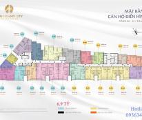 Chính chủ cần nhượng lại căn hộ 3PN tại dự án Sun Grand City, Thụy Khuê, Tây Hồ