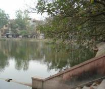 Cho thuê nhà mặt phố Hương Viên , quận Hai Bà Trưng . MT 4.8m , DT 48m2 , KD tốt
