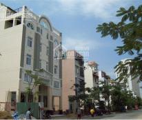 Cần cho thuê gấp nhà phố Hưng Gia 4 đường lớn, có tầng hầm, thang máy LH 0919552578 PHONG