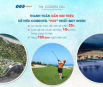 1.4 tỷ sở hữu căn hộ nghỉ dưỡng Coastal Hill, FLC Quy Nhơn