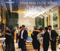 Chính thức mở bán đợt 1 dự án khu đô thị Swan Bay Marina & Villa. Nhơn Trạch