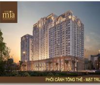 Bán căn hộ SG Mia giá chỉ từ 1,9 tỷ/căn, tặng nội thất cao cấp+ phí QL, LH 0909 010 669 Ms Phố