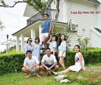 Sở hữu vĩnh viễn Villas Sunny Garden Hòa Bình 150m2, giá 1.2 tỷ/căn, cam kết thuê lại 153 Tr/năm