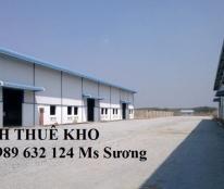 Cho thuê kho chứa hàng tại KCN Cát Lái, Quận 2. LH 0989 632 124