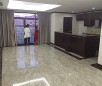 Tôi cho thuê CH tòa Ngọc Khánh Plaza, Số 1 Phạm Huy Thông, DT 112m2, 2PN, đồ cơ bản, giá 13tr/th