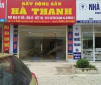 Bán căn hộ kiot tầng 1, chung cư Thanh Hà