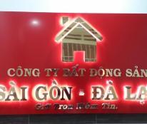Cần bán gấp lô đất xây dựng gần trung tâm thành phố Đà Lạt