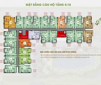 Bán căn hộ view cực đẹp dự án Him Lam Phú Đông, LH: 096.3456.837 Hoàng Tuấn