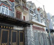 Bán nhà hẻm 399 một sẹc, 4m x 16m, 3 tấm, đường Bình Thành, P. BHH B, Q. Bình Tân.