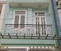 Bán nhà 4m x 14m, 3 tấm, cách đường Nguyễn Thị Tú 100m, P. BBH B, Q. Bình Tân.