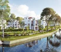 khu đô thị sinh thái nghỉ dưỡng ven sông cổ cò,nơi hội tụ đầy đủ tiện ích,giá chỉ 400 triệu/nền
