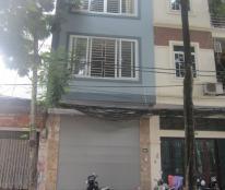 Bán nhà PL phố Trần Quốc Hoàn 40m 5 tầng kinh doanh tốt