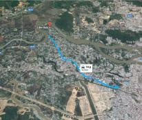 Bán đất tại Nha Trang, Khánh Hòa diện tích 140m2, cách Vĩnh Điềm Trung khoảng 2km.