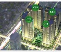 Gia đình bán gấp căn hộ 3 phòng ngủ, CT3 Eco Green City bán nhanh cho khách nhiệt tình