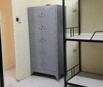 Cho thuê KTX máy lạnh, giá 650 nghìn/th bao điện nước, wifi