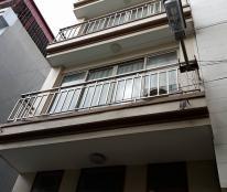 Bán nhà mặt phố Châu Long, Ba Đình, 56m2, 5 tầng, MT 5,5m, 5 tầng, 18,5 tỷ