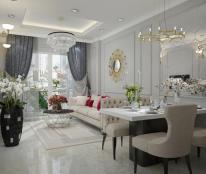 Bán gấp căn hộ 63m2, 2PN, 1WC, giá 1,8 tỷ nội thất cao cấp, sàn gỗ thẻ từ, hơn 50 tiện ích nội khu