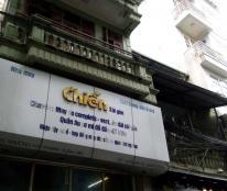 cần bán nhà  măt phố Trần Đăng Ninh, DT 45m,vỉa hè 4m, kinh doanh tốt.