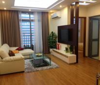 Cho thuê căn hộ 17T10 khu đô thị Trung Hòa Nhân Chính, 3 PN đủ đồ. 10 tr/tháng