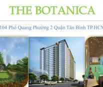 Chuyển nhượng 1PN, 1 giá rẻ tại The Botanica, Tân Bình
