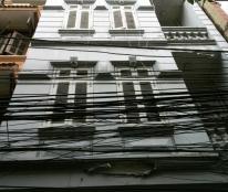 Bán nhà phố Hoàng Cầu, quận Đống Đa 70m2, 7 tầng, thang máy, ô tô vào, khu Vip