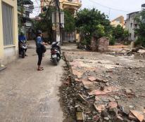 Bán đất chính chủ 30m2* mt 3.6m, 110 phố Định Công Thượng- Thanh Xuân, giá 1.71 tỷ. 014419649