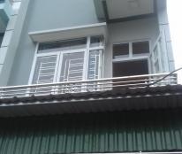 Bán nhà 1 tỷ 3 tầng, 53m2 (hướng Bắc), ngõ đường Thanh Bình