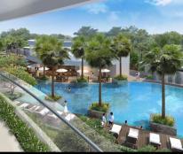 Cho thuê căn hộ chung cư City Garden, 2 phòng ngủ, thiết kế Châu Âu. 25.03 triệu/tháng, 0919408646