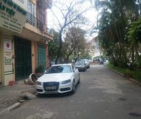 Bán nhà Trung Yên, quận Cầu Giấy, phân lô đẹp 56 m2, mt 5 m, ô tô, kinh doanh cho thuê.