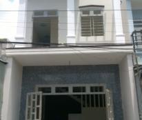 Bán Gấp Nhà Mới 1 Lầu, 1 Trệt - KDC Trường Sơn – Sổ riêng, giấy phép xây dựng đầy đủ.